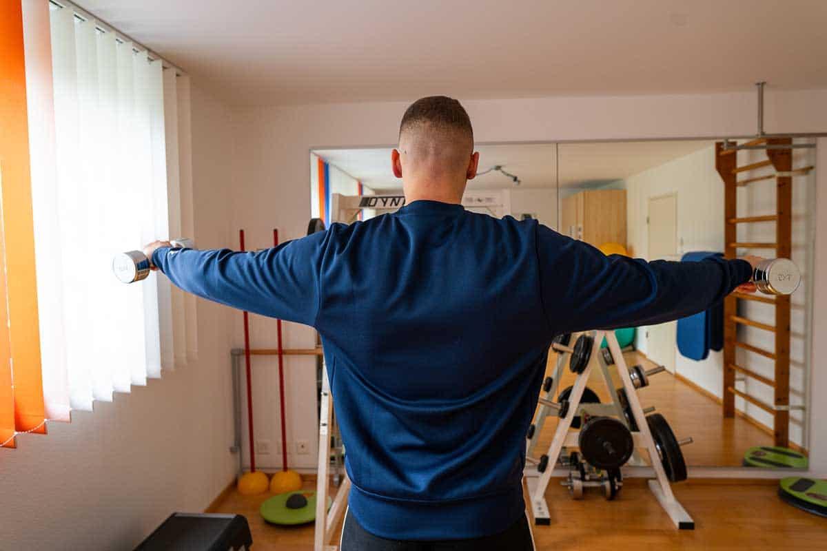 Aktives Training Physiotherapie Binningen