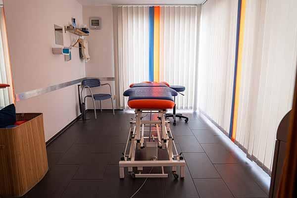 Behandlungszimmer 2 Physiotherapie Binningen