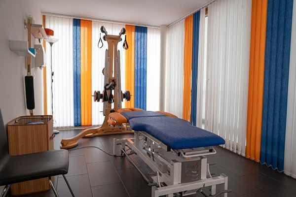 Behandlungszimmer 5 Physiotherapie Binningen
