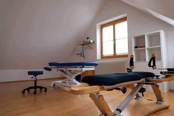 Behandlungszimmer 6 Physiotherapie Binningen