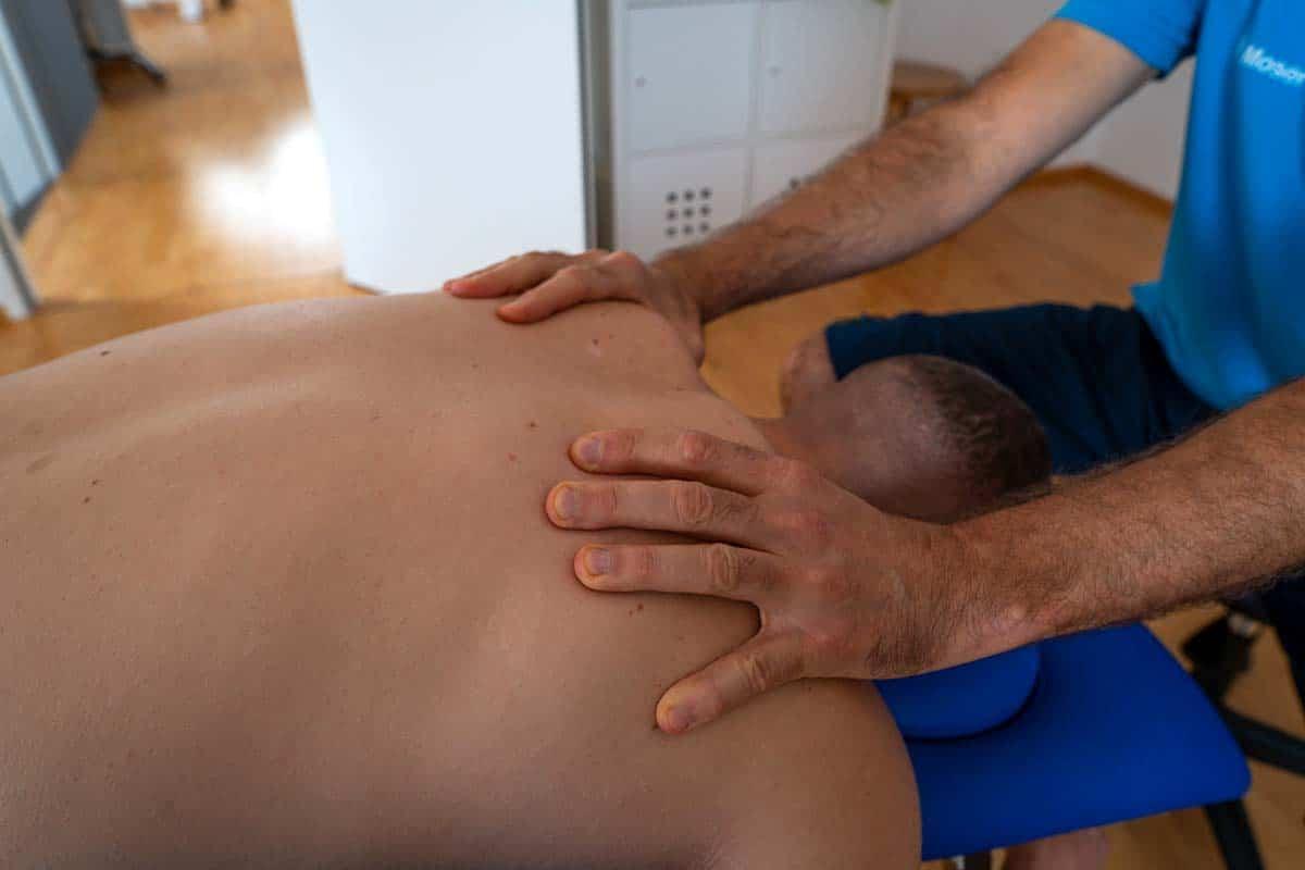 Entspannungsmassage Physiotherapie Binningen