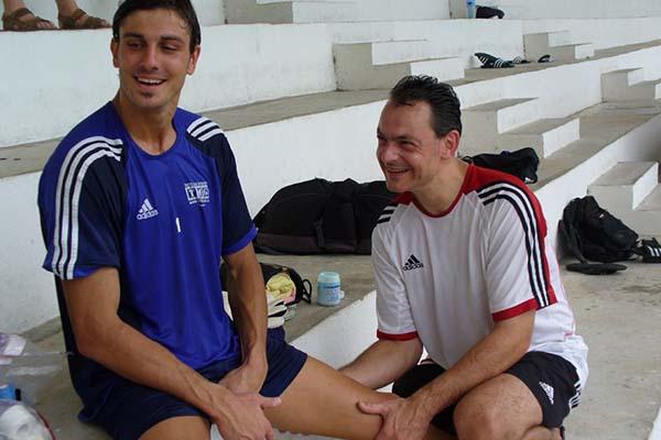 FC Concordia Basel Physiotherapie Binningen Trainingslager