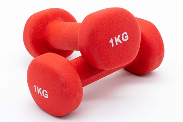 Hanteln 1kg Physiotherapie Binningen