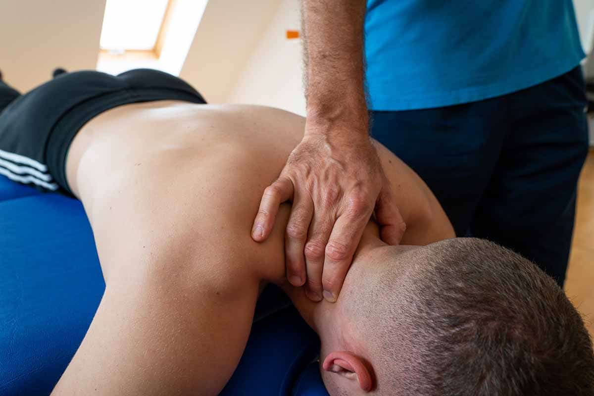 Klassische Massage Physiotherapie Binningen