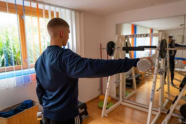 Krafttraining Physiotherapie Binningen