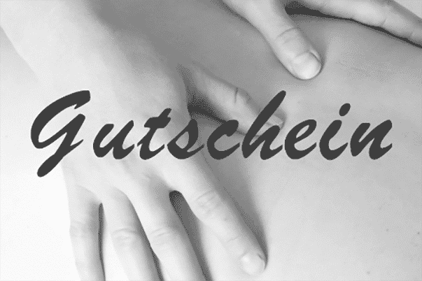 Massage-Gutschein Physiotherapie Binningen
