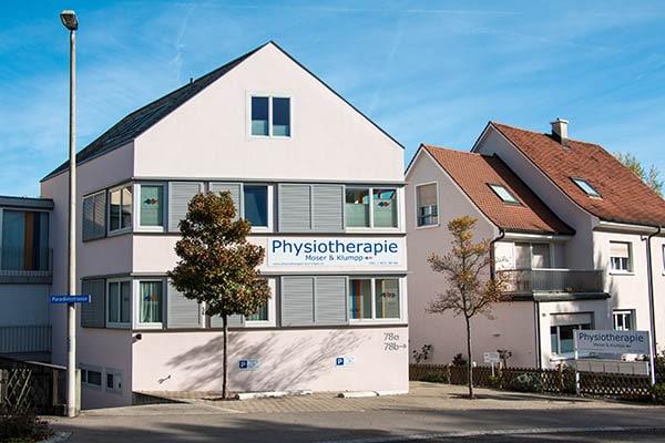 Physiotherapie Binningen Moser und Klumpp