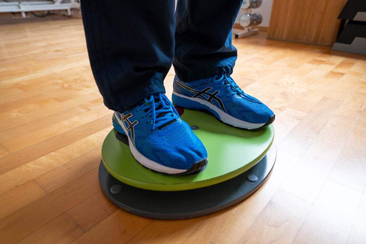Sportphysiotherapie Proprioceptives Training Physiotherapie Binningen