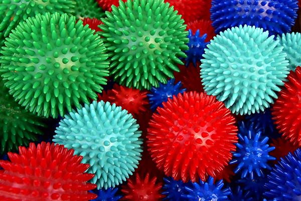 Therapiebedarf Igelball Physiotherapie Binningen