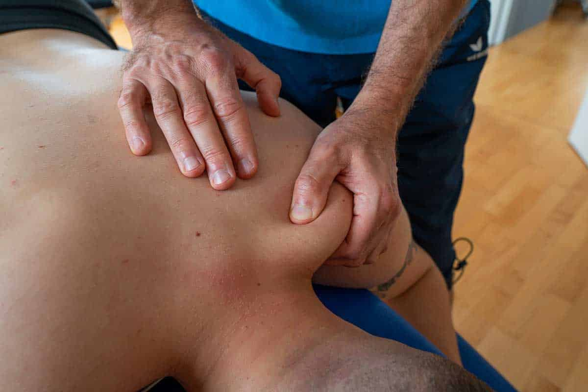 Triggerpunkt-Therapie Physiotherapie Binningen1