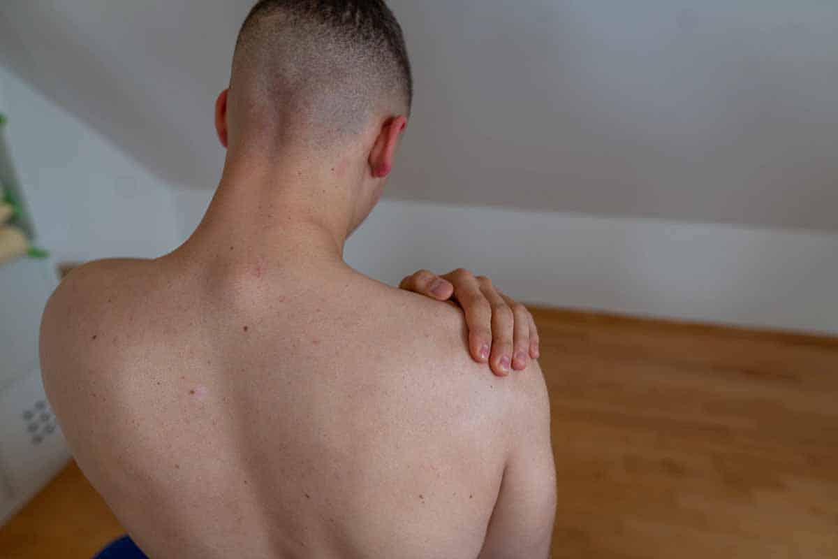 Schulterschmerzen Nackenschmerzen Physiotherapie Binningen