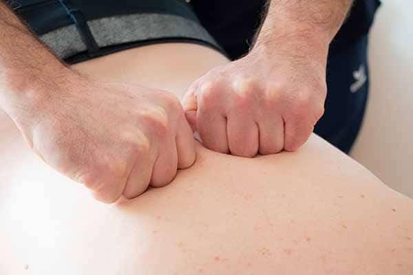 Sportmassage Physiotherapie Binningen