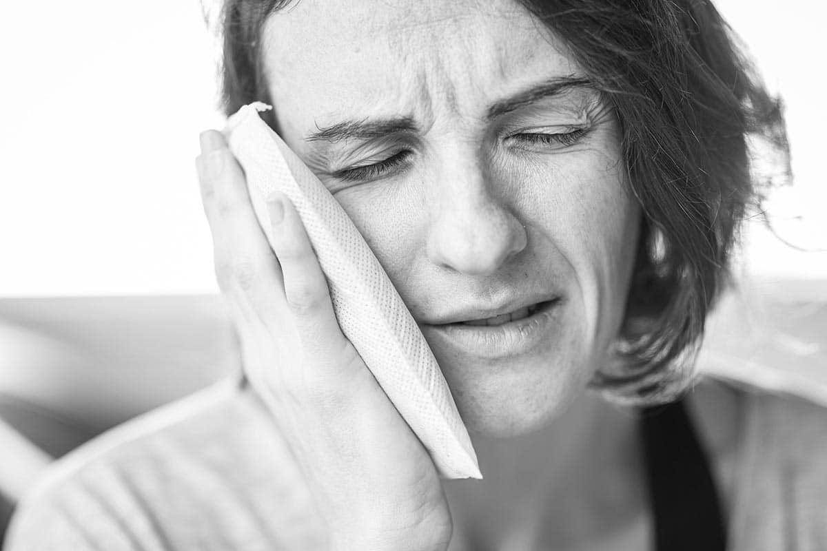Zahnschmerzen Physiotherapie Triggerpunkte